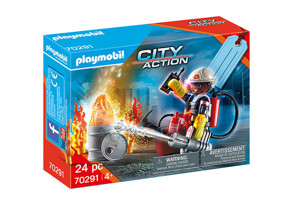 Fire Rescue Gift Set