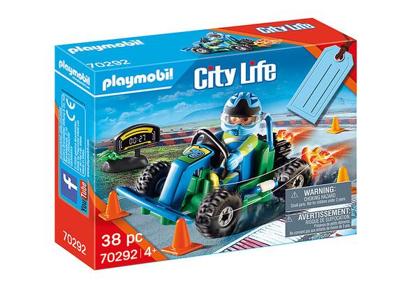 Go-Kart Racer Gift Set