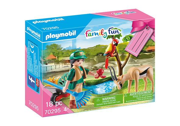 Zoo Gift Set