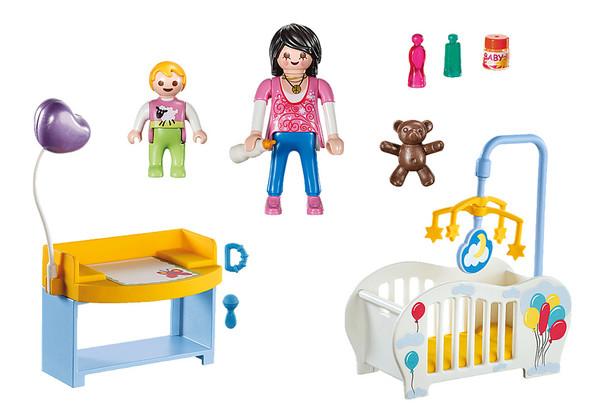 Nursery Carry Case