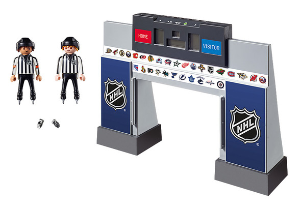 Score Clock  with Referees