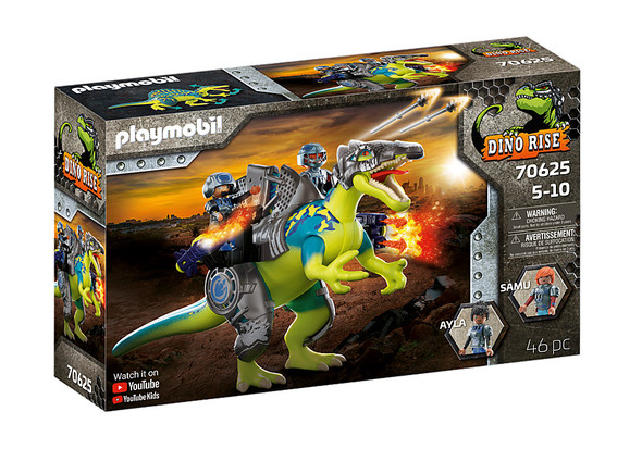 Spinosaurus: Double Defense