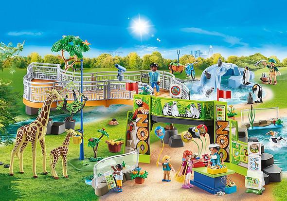 Large City Zoo