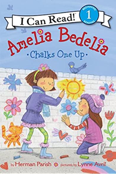 Amelia Bedelia Chalks One Up