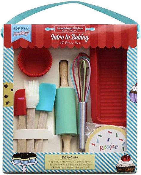 Intro to Baking Cooking Set