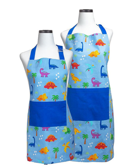 Dinosaur Adult/Youth Apron Set