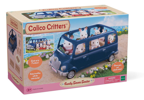 Family Seven Seater Van