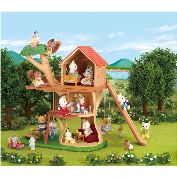 Adventure Tree House Set