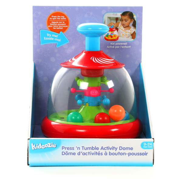 Press 'n Tumble Activity Dome