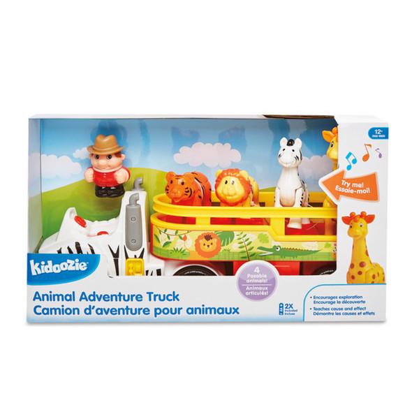 Animal Adventure Truck