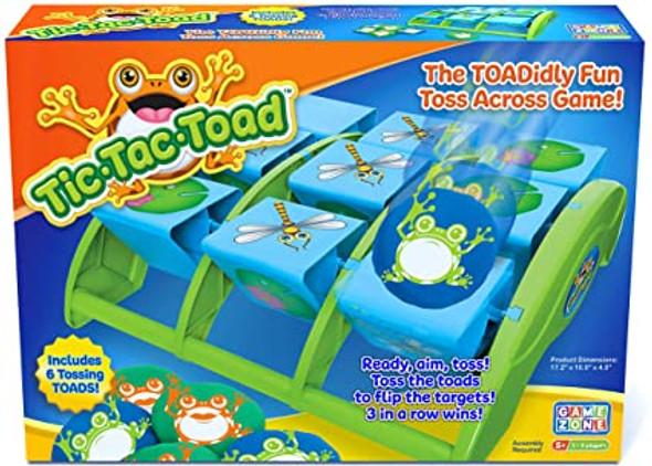 Tic Tac Toad