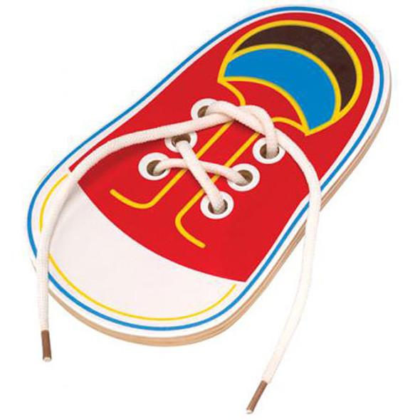 Tie Me Activity Shoe