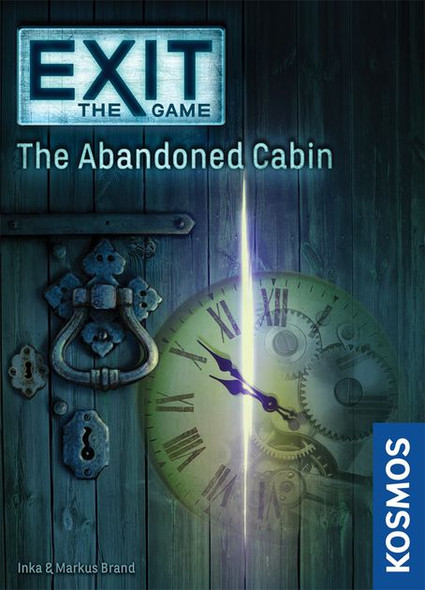 Exit: Abandoned Cabin Game
