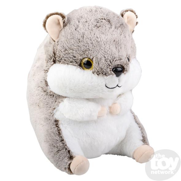 Furry Hamster Plush