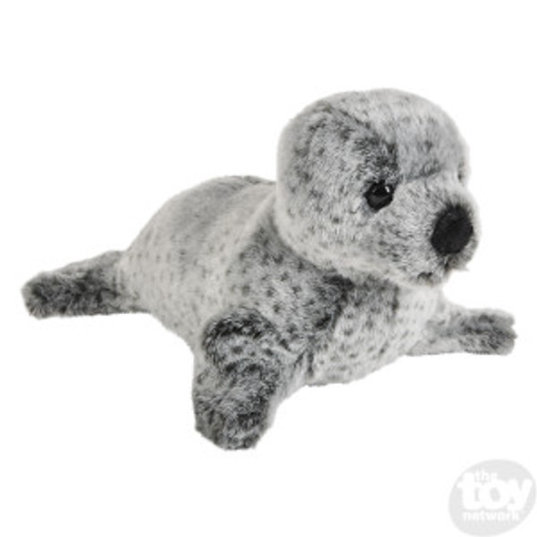 Spotted Seal Plush