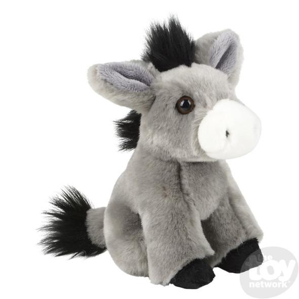 Treasure Donkey Plush