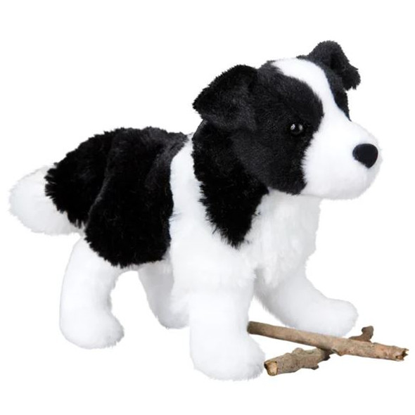 Meadow Border Collie Plush