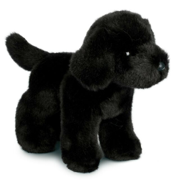 Bear Black Lab Plush