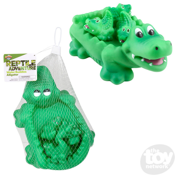 Alligator Bath Set