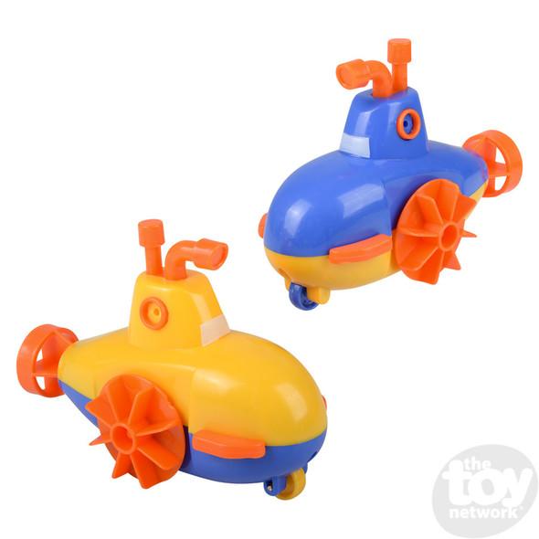 Wind Up Submarine