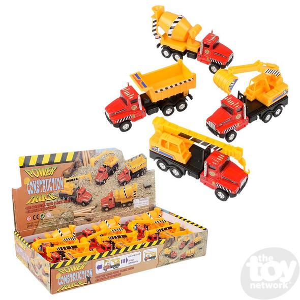 DC Construct Truck