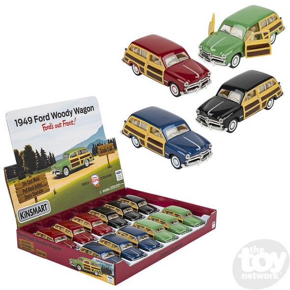 DC 1949 Wagon