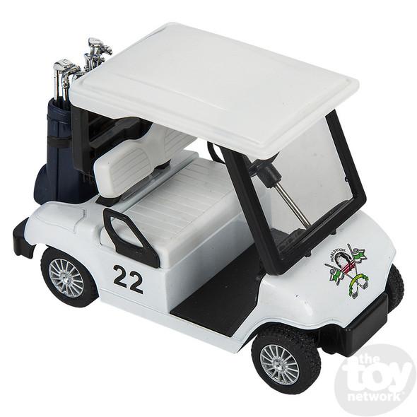 DC Golf Cart