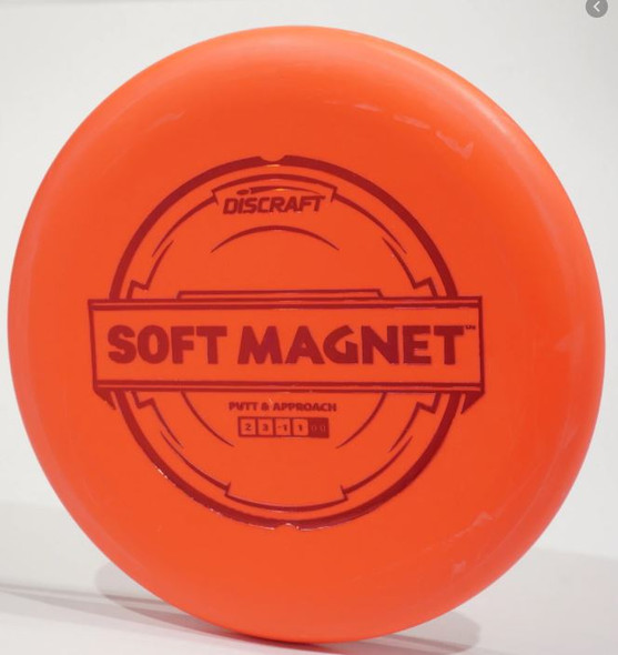 Soft Magnet Putter Disc