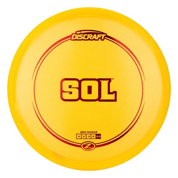Sol Mid Range Disc