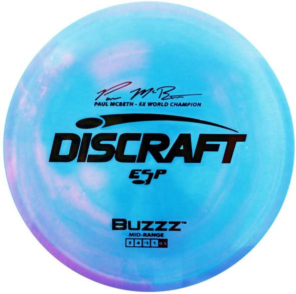 Buzzz ESP Mid Range Disc