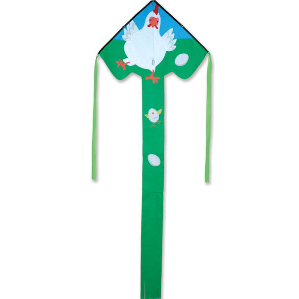 Gracie Hen Small Easy Flyer kite