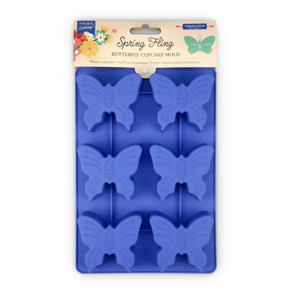 Butterfly Cupcake Mold