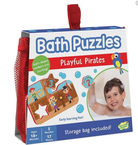 Pirate Bath Puzzlers