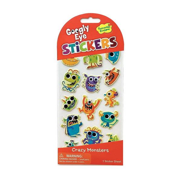 Googly Eye Stickers