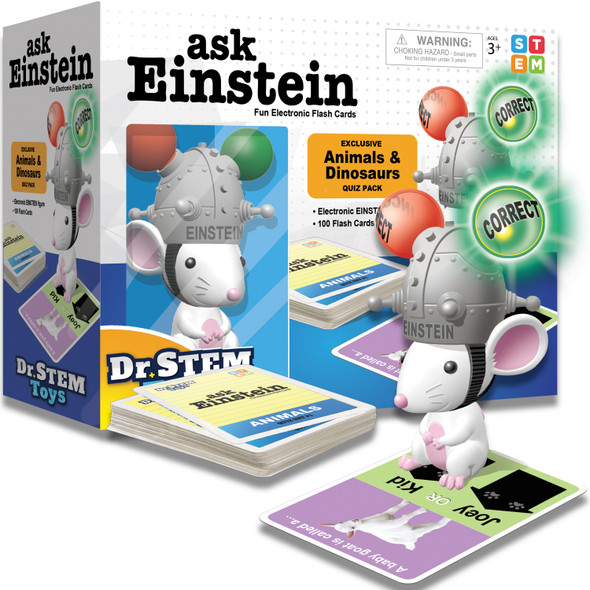 Ask Einstein Deluxe Set