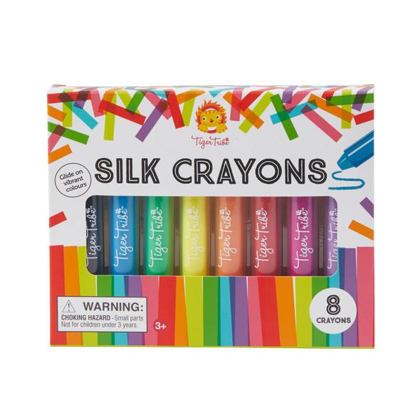 Silk Crayons