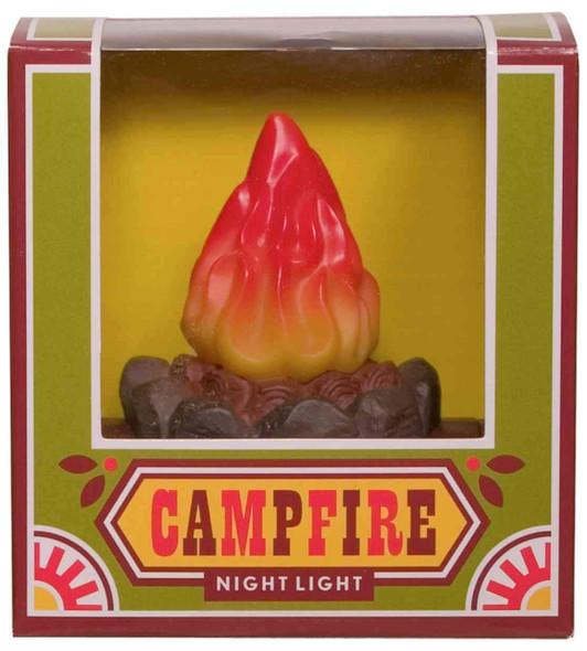 Campfire Night Light
