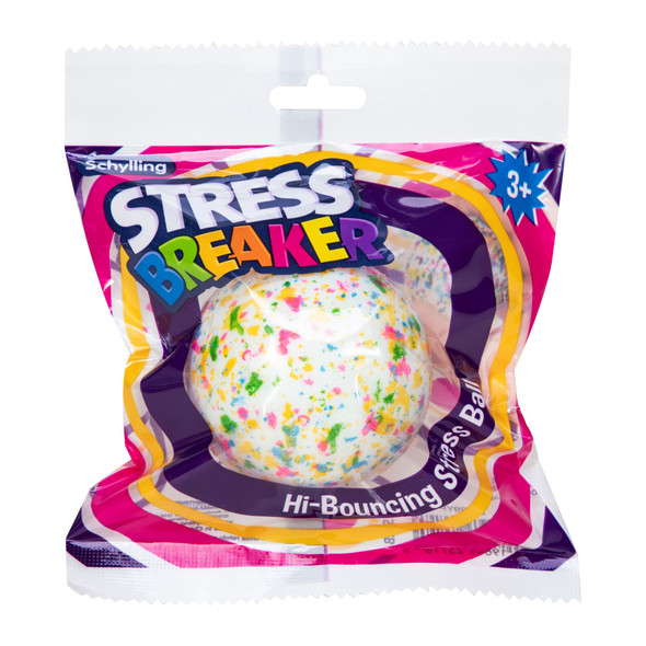 Stress Breaker Hi-Bouncing ball