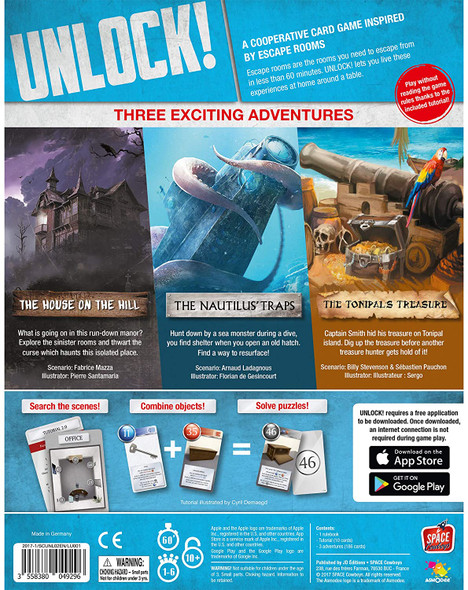 Unlock Mystery Adventure