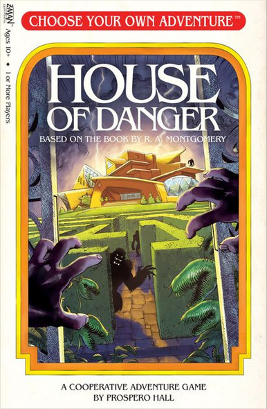 House of Danger Adventure