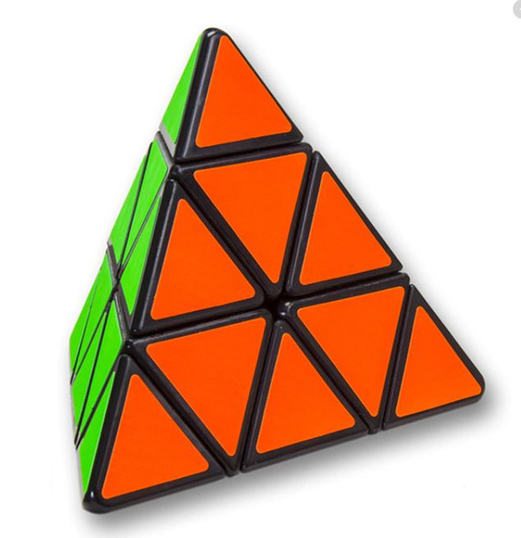 Pyraminx Brainteaser