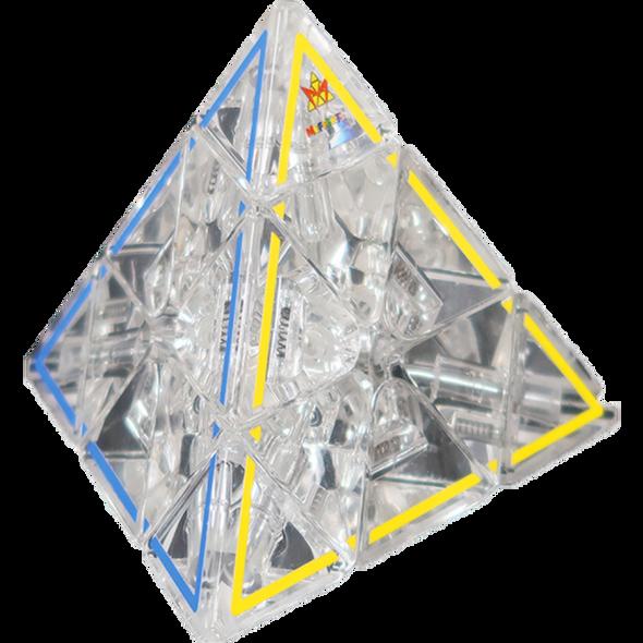 Pyraminx Crystal Brainteaser
