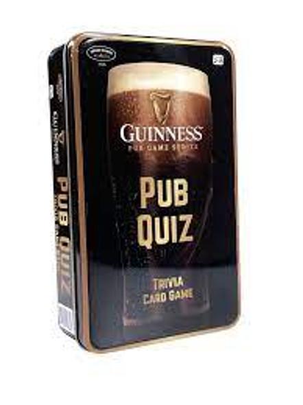 Guinness Pub Quiz Trivia