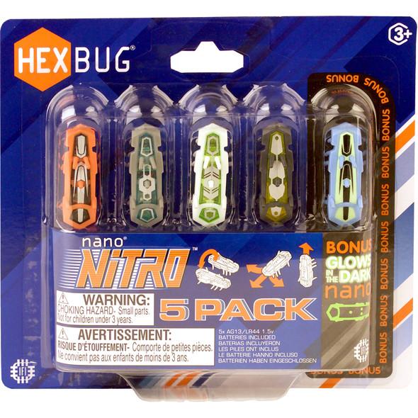 HexBug Nitro 5 Pack
