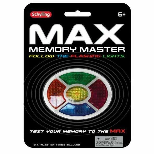 Max Memory Master