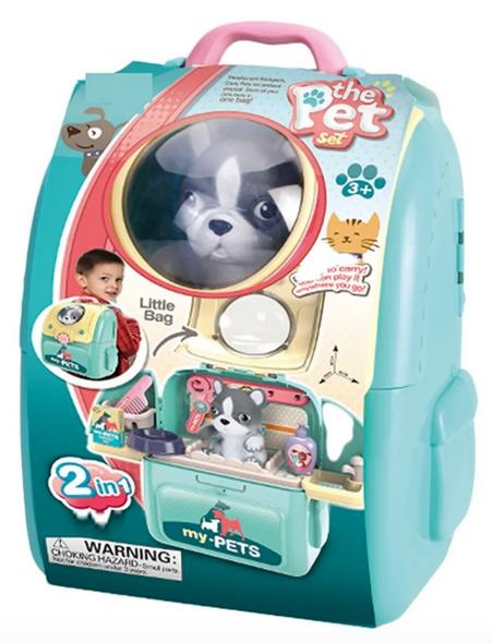 Pet Groomer Backpack