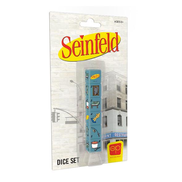 Seinfeld Themed Dice Set