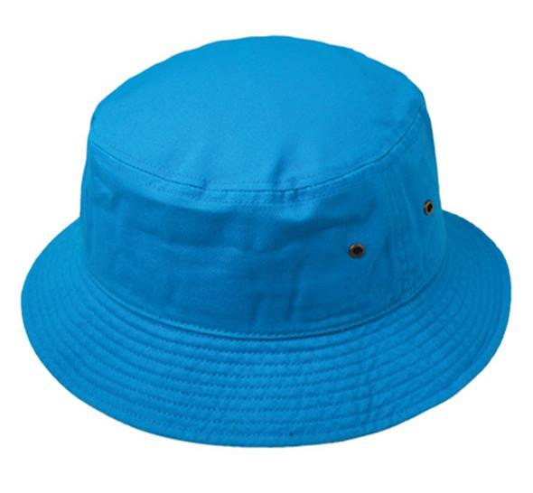 Turquoise Bucket Hat
