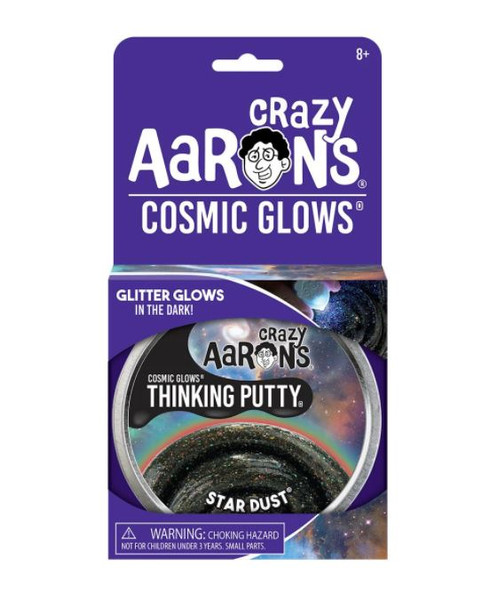 Crazy Aaron's Star Dust Thinking Putty