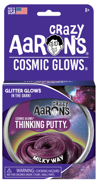 Crazy Aaron's Milky Way Thinking Putty